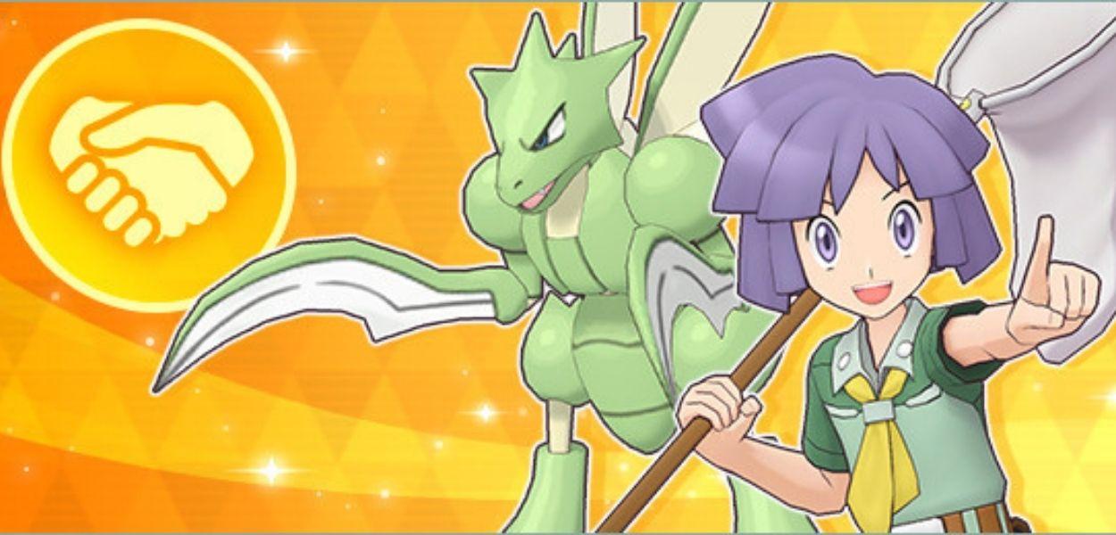 Pokémon Masters EX: disponibile l'evento incontro Unità di Raffaello