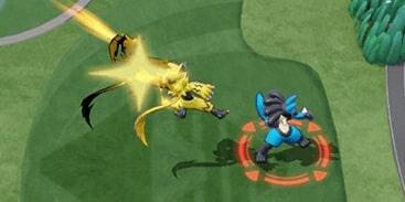 Scintilla Pokémon Unite preview