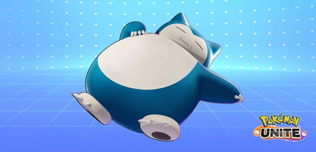 Snorlax Pokémon Unite