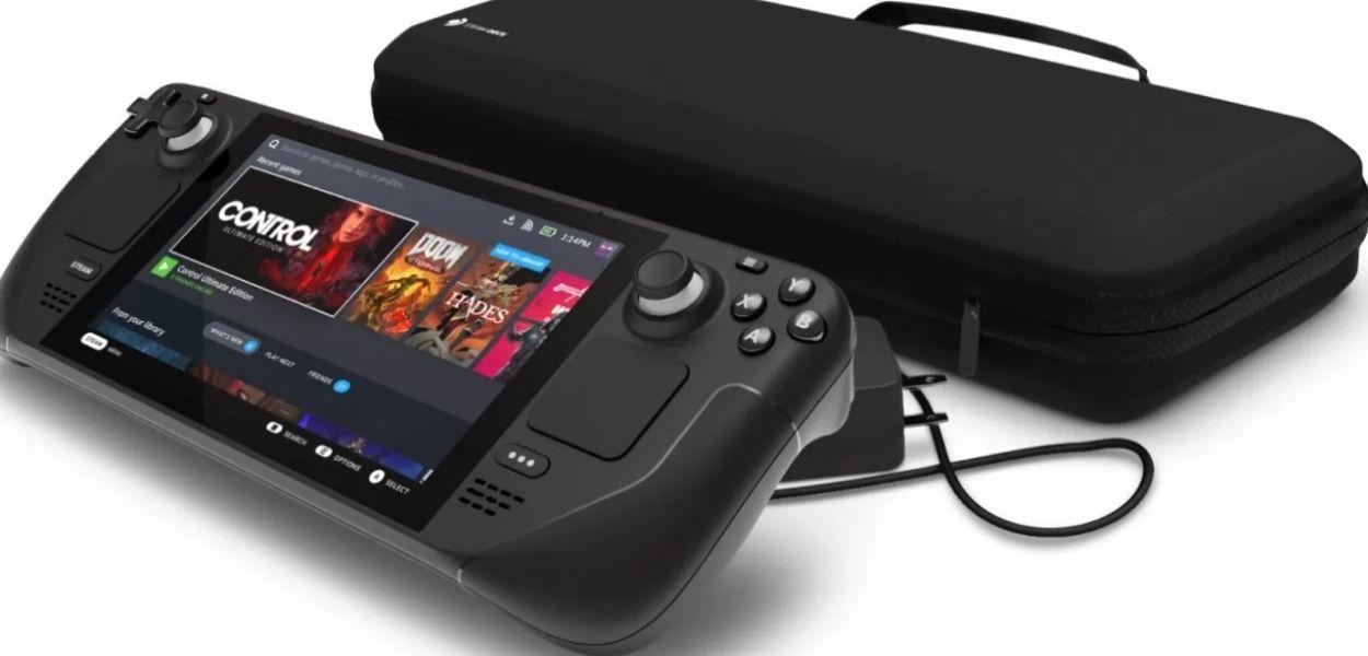 Steam Deck sfida Nintendo Switch nel prezzo: uno sforzo