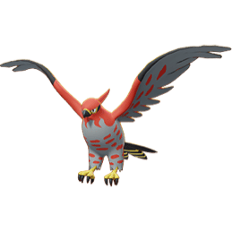 Talonflame Pokémon Unite