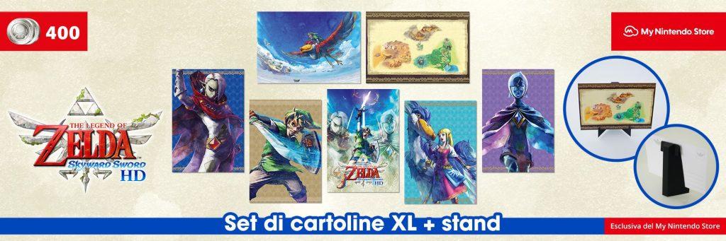 cartoline Zelda
