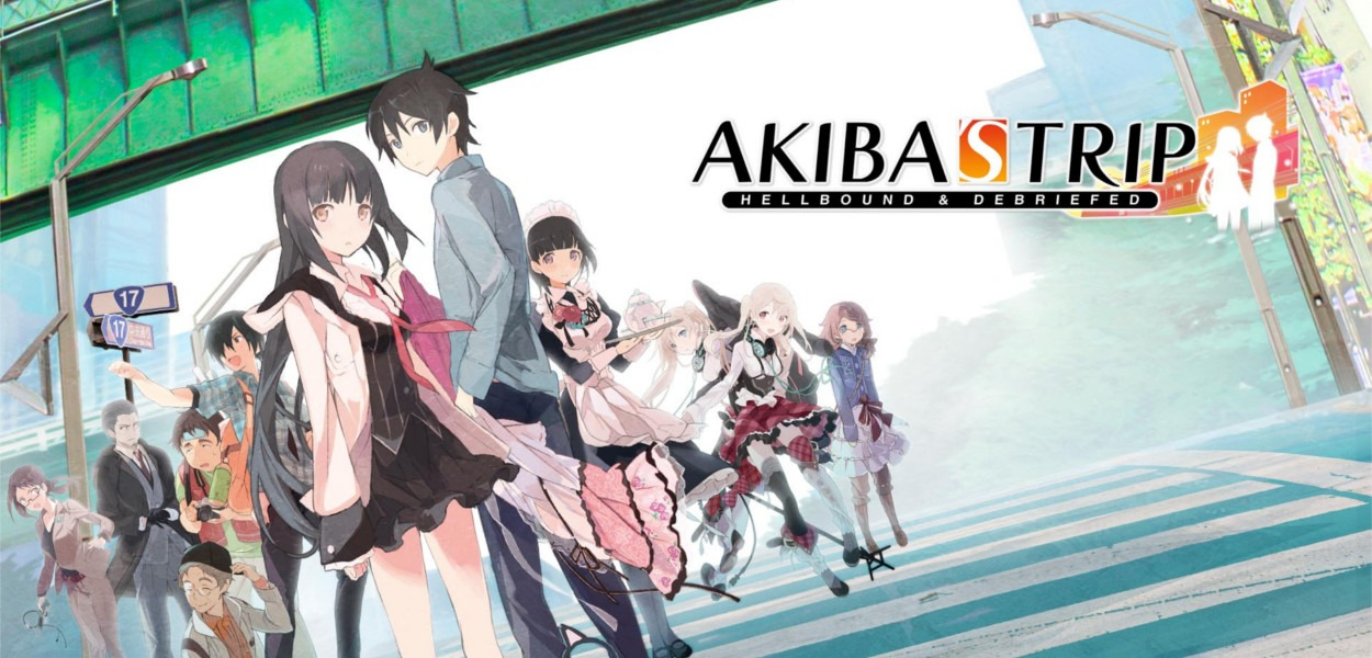 Akiba's Trip: Hellbound & Debriefed, Recensione: otaku contro vampiri