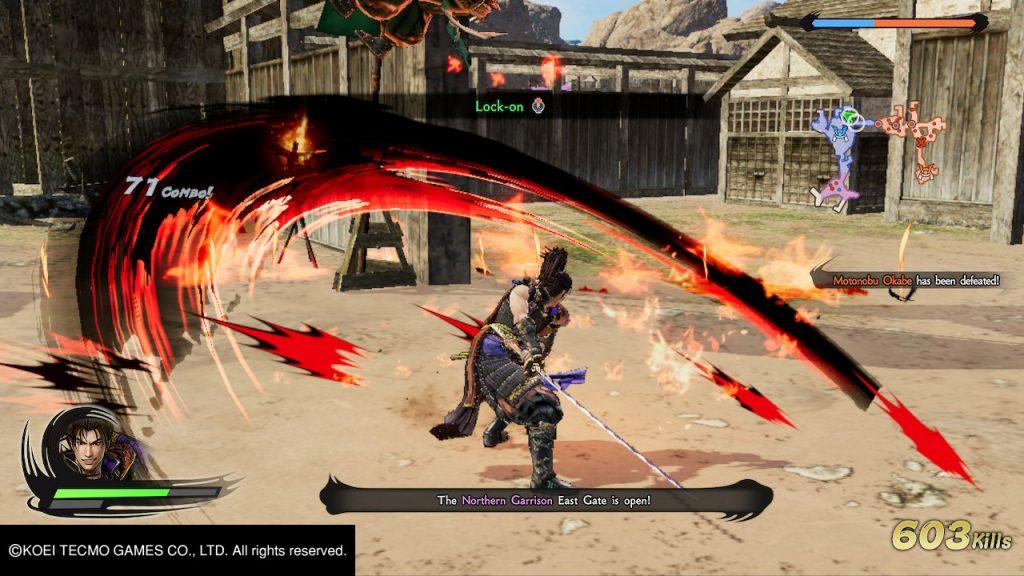samurai-warriors 5 oda nobunaga