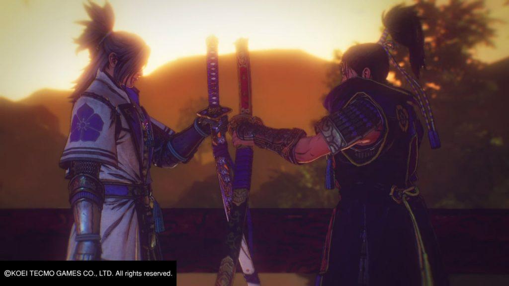 samurai warriors nobunaga mistuhide