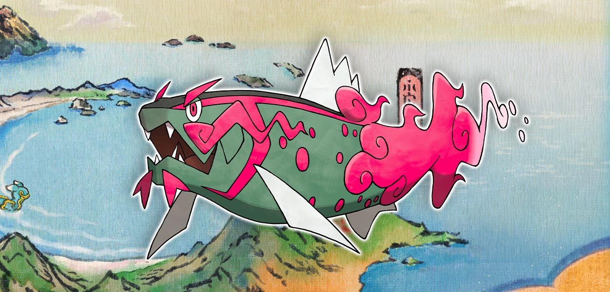 Basculegion, il dominatore delle acque di Hisui