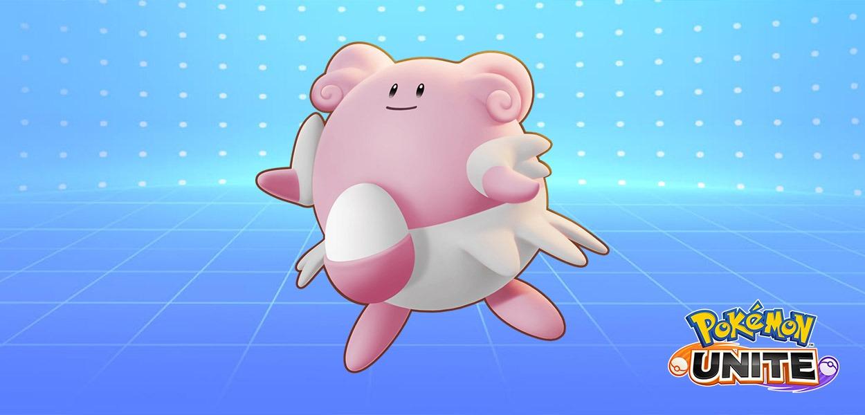 Blissey in Pokémon Unite, tutto quello che c'è da sapere