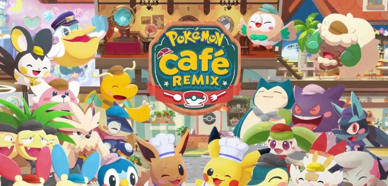 Pokémon Café ReMix arriverà su tutti gli smartphone a fine ottobre