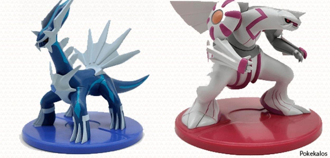 Pokémon Diamante e Perla: statuette in regalo con i preordini dei remake in Francia