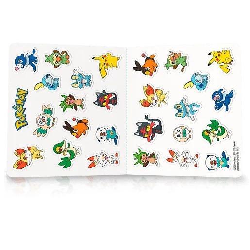 adesivi 2 happy meal Pokémon