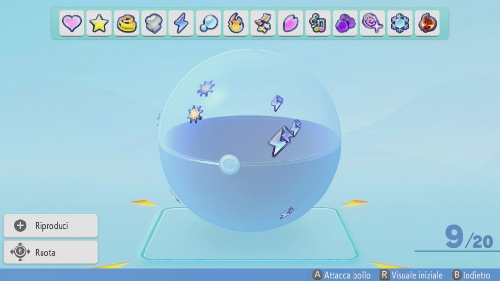 DecoraBall, nuova funzione dei remake di Pokémon Diamante e Perla.