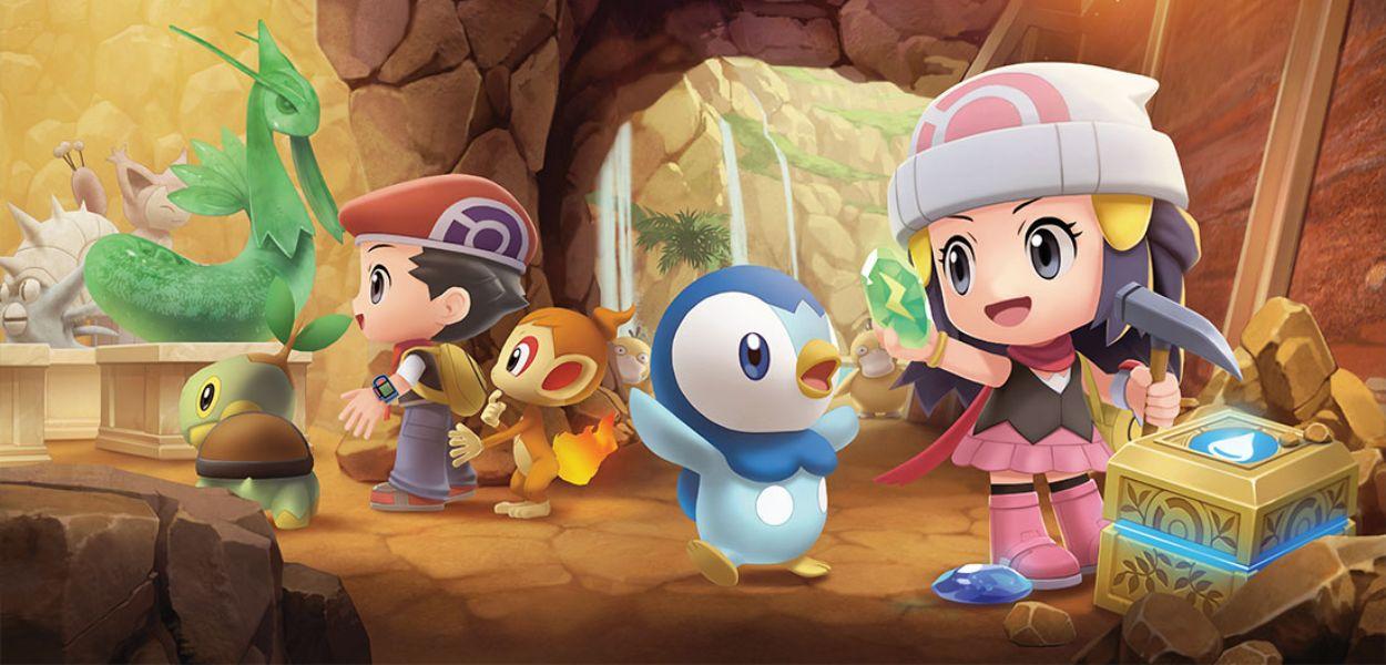 Grandi Sotterranei, Super Gare-show, Outfit e Pokémon nell'overworld tra le novità dei remake