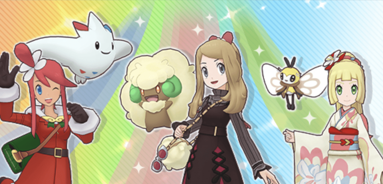 Pokémon Masters EX: disponibile la Super Unicerca VIP Festiva