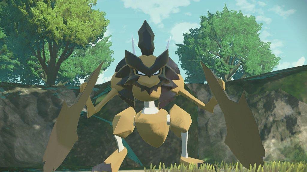 Kleavor Leggende Pokémon