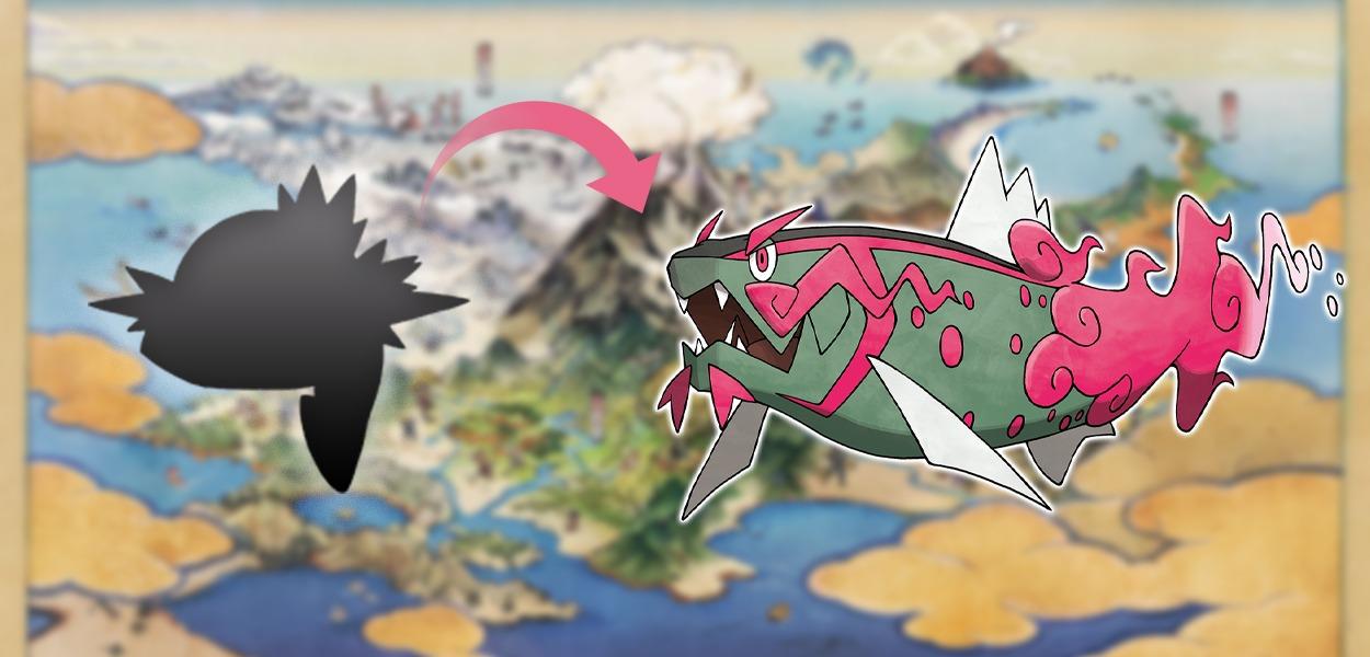 Leggende Pokémon Arceus: Basculin di Hisui confermato dai marchi registrati?