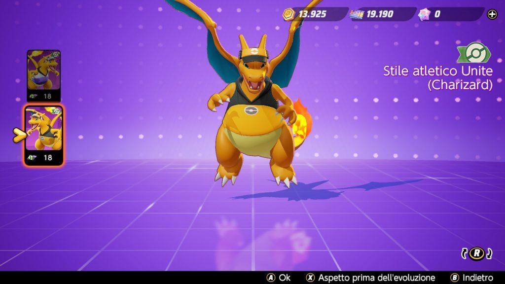 Holowear Pokémon Unite