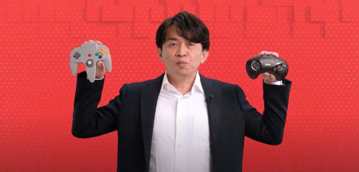 In arrivo i controller Nintendo 64 e SEGA Mega Drive su Switch