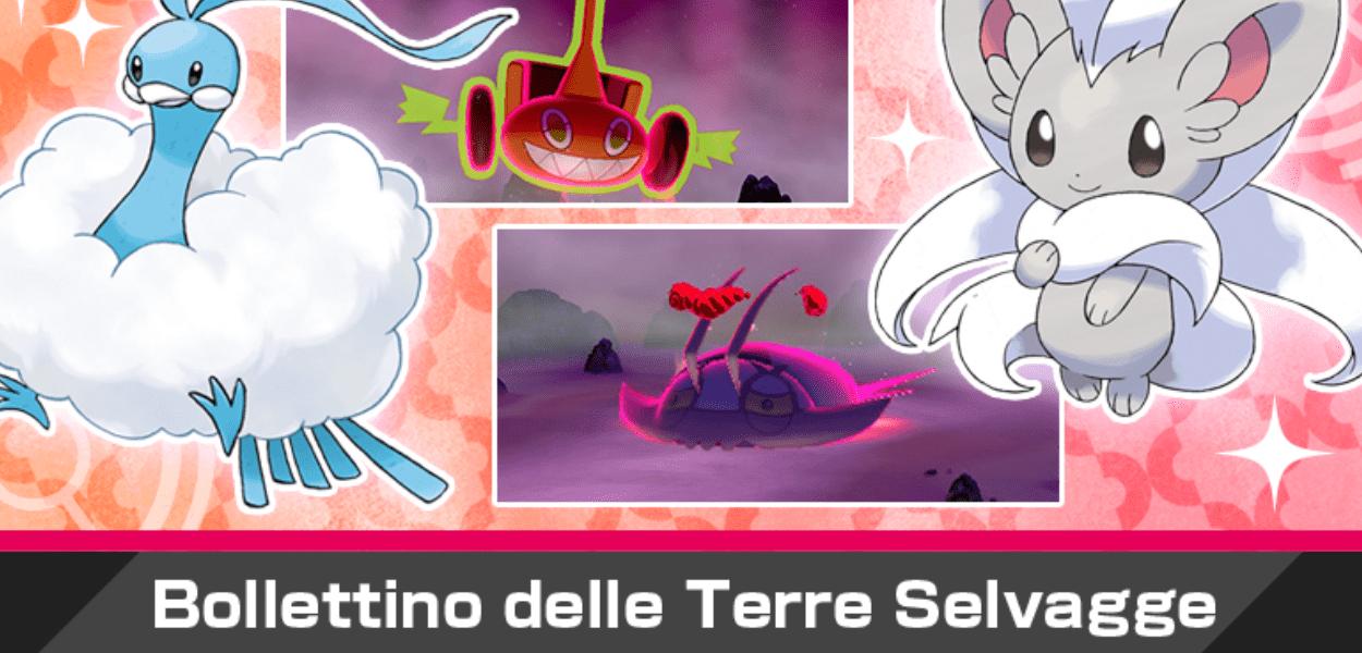 Delle creature pulite e ordinate arrivano nei raid di Pokémon Spada e Scudo