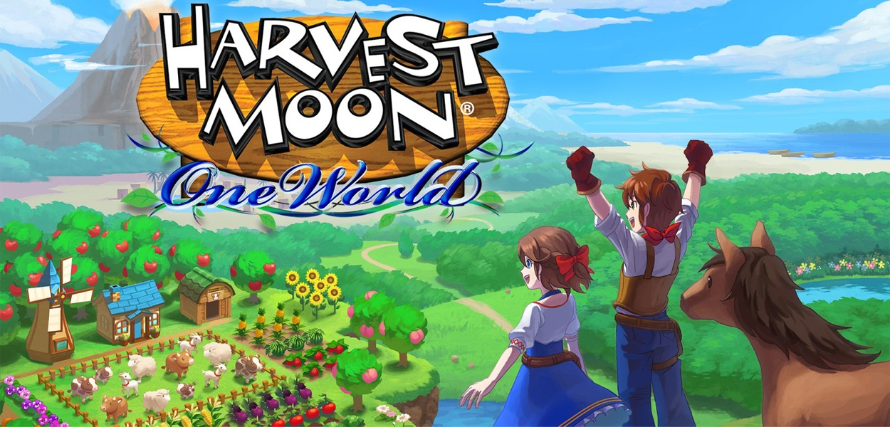 Harvest Moon: One World per Nintendo Switch è in offerta su Amazon