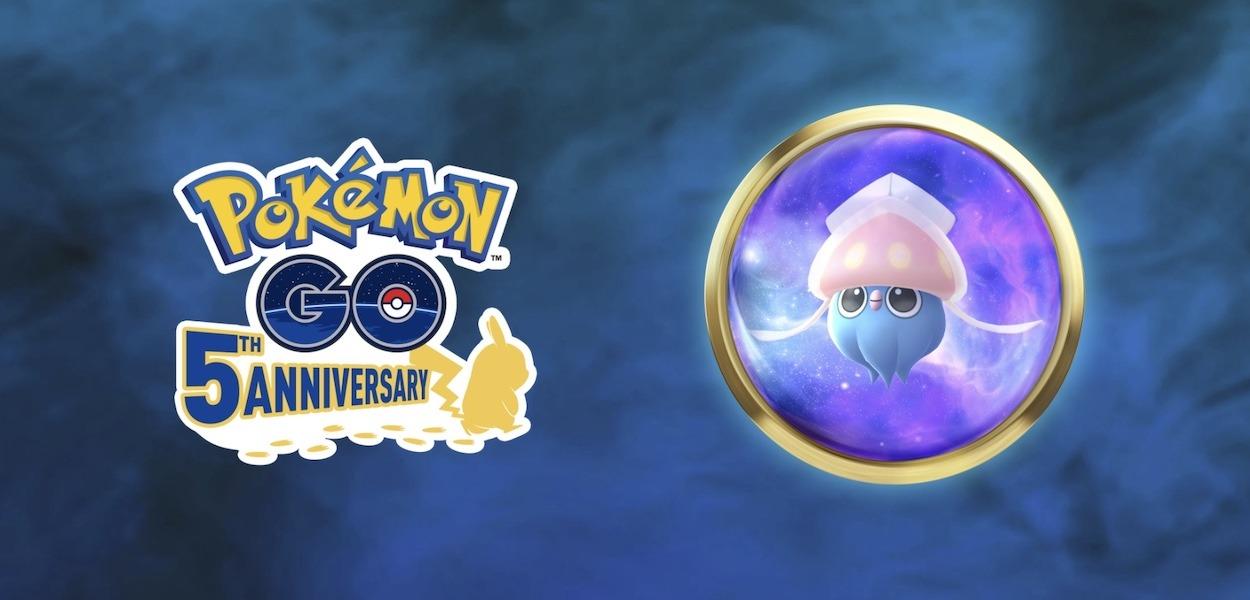 Inkay è ora disponibile in Pokémon GO