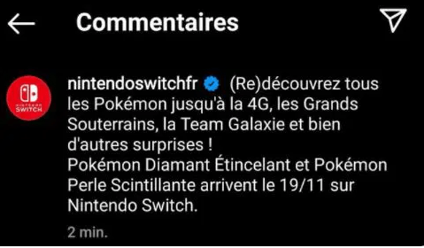 I remake di Pokémon Diamante e Perla potrebbero non avere le nuove generazioni.