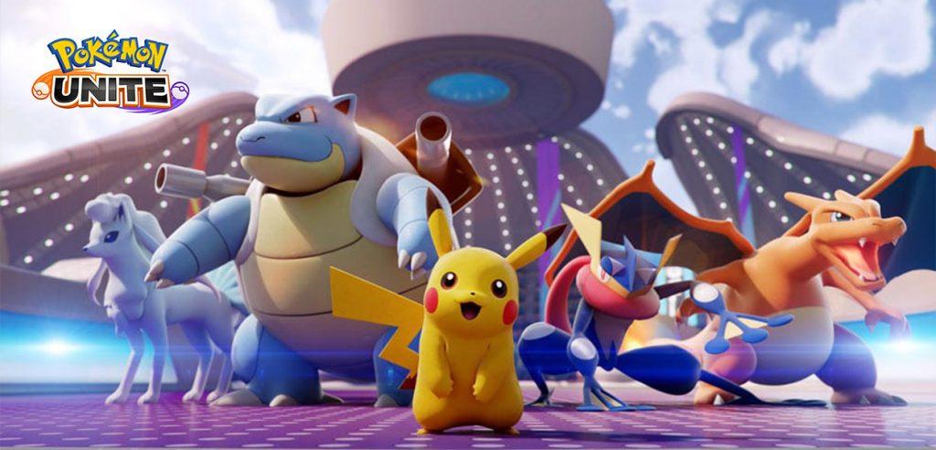 evento Pokémon Unite