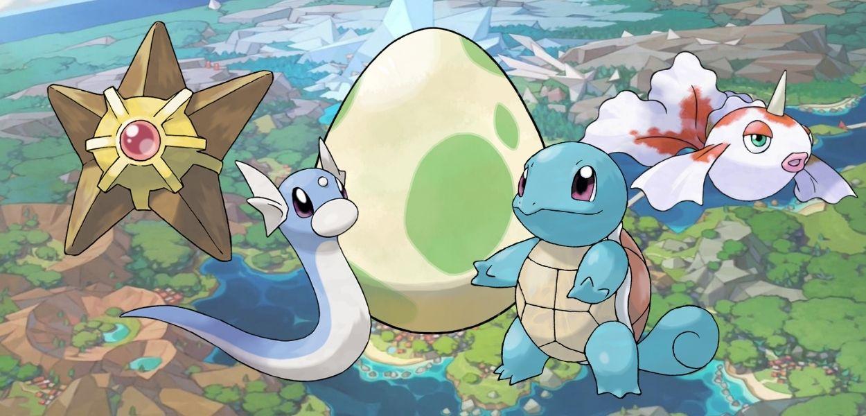 Pokémon Masters EX: ha inizio l'evento dedicato alle Uova Drago e Acqua