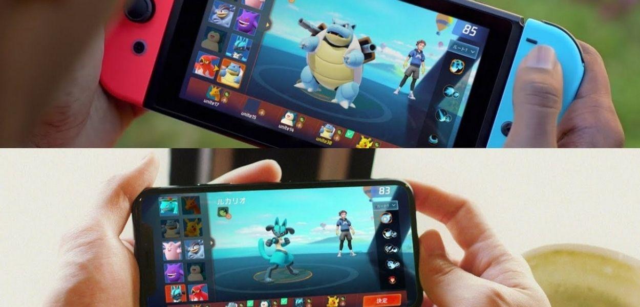 Pokémon Unite è adesso disponibile su smartphone