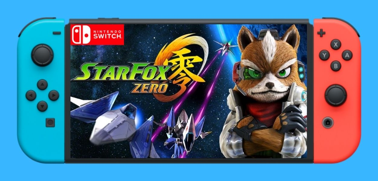 PlatinumGames vorrebbe portare Star Fox Zero su Nintendo Switch