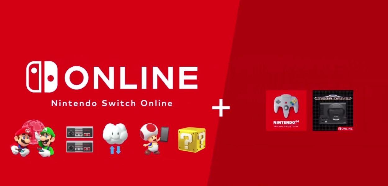 I giochi del Nintendo 64 e del SEGA Mega Drive arrivano su Nintendo Switch