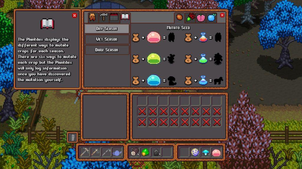 monster harvest combinazioni slime