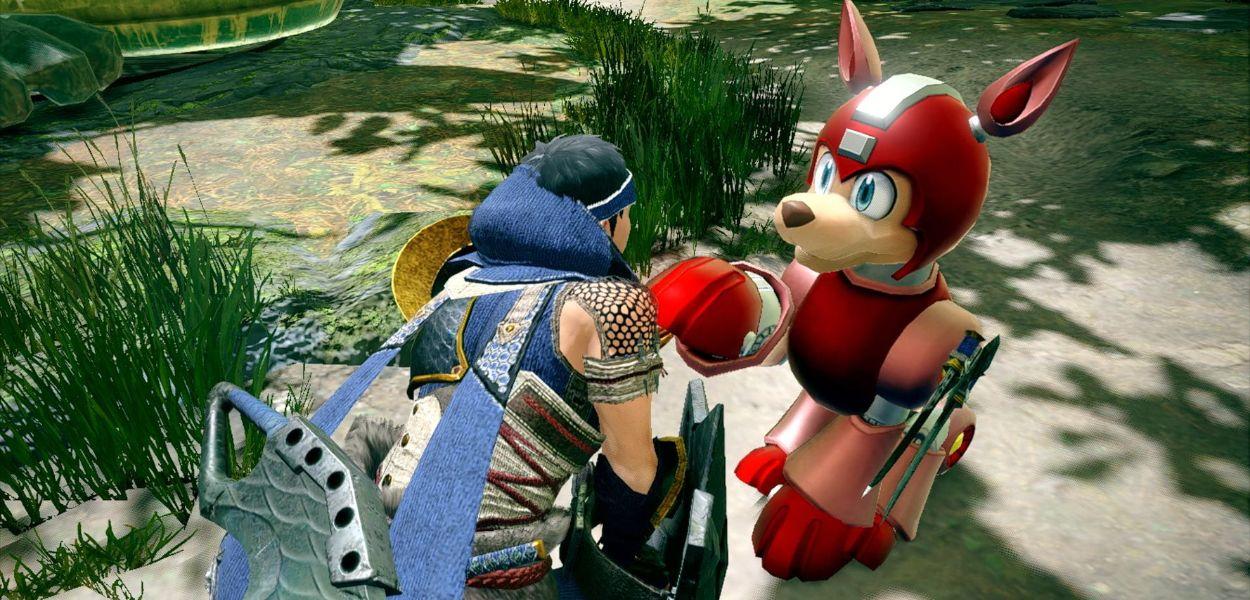 Monster Hunter Rise e Mega Man pronti a una nuova collaborazione