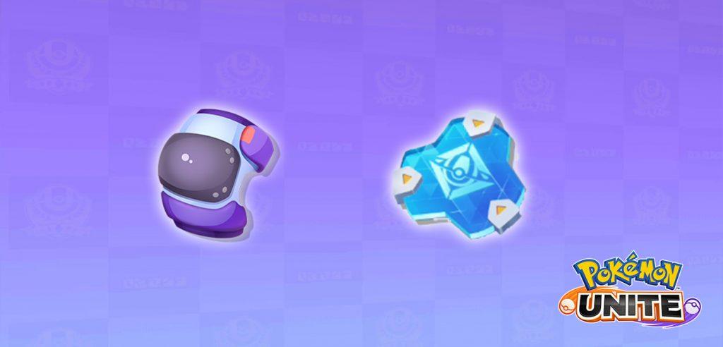 strumenti potenziare Pokémon Unite