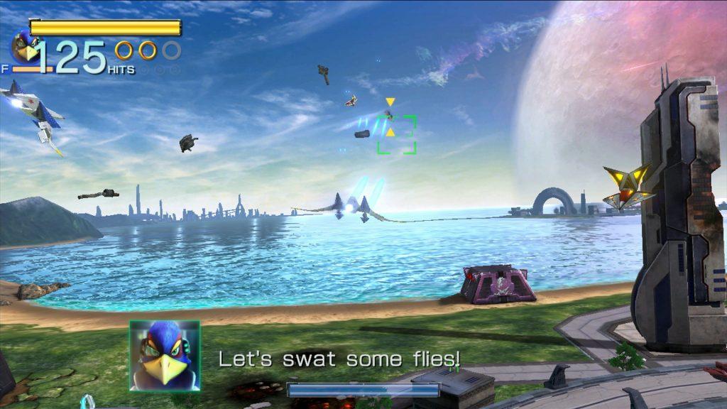 Secondo il portavoce di PlatinumGames, Star Fox Zero potrebbe essere portato su Nintendo Switch.