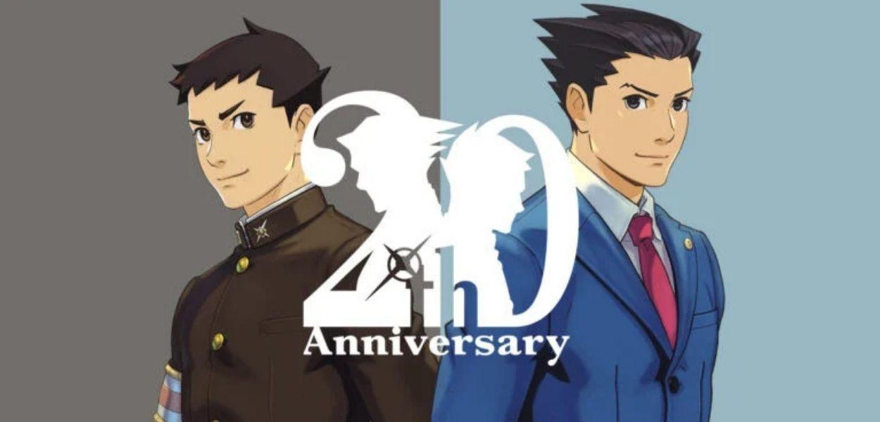 Ace Attorney: Capcom lancia il sito web dedicato al 20° anniversario