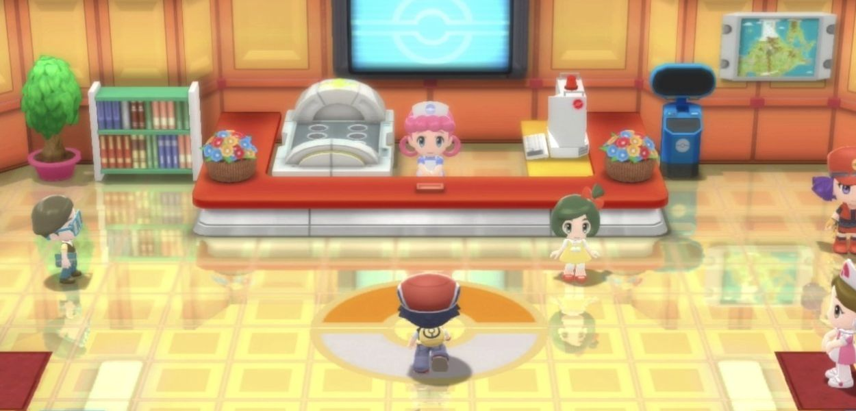 Pokémon Diamante Lucente e Perla Splendente: un video gameplay mostra nuove funzionalità