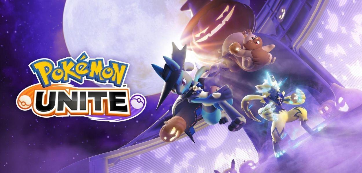 Pokémon Unite: l'evento di Halloween introduce nuovi costumi e un combattente