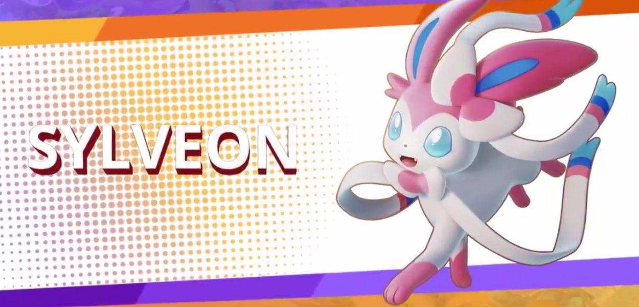 Sylveon arriva su Pokémon Unite il 6 ottobre