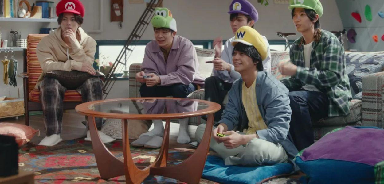 Mario Party Superstars: due nuovi divertenti spot con i King & Prince