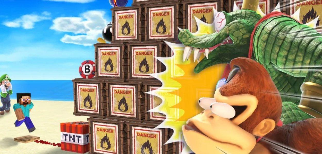 Presto in arrivo un nuovo torneo su Super Smash Bros. Ultimate